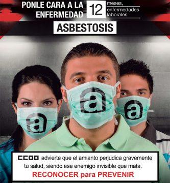 la asbestosis es una enfermedad profesional