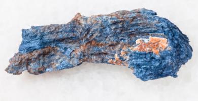asbesto azul