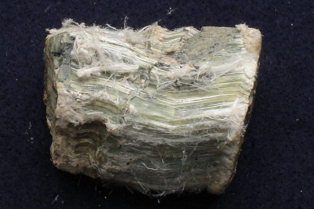 asbesto crisotilo