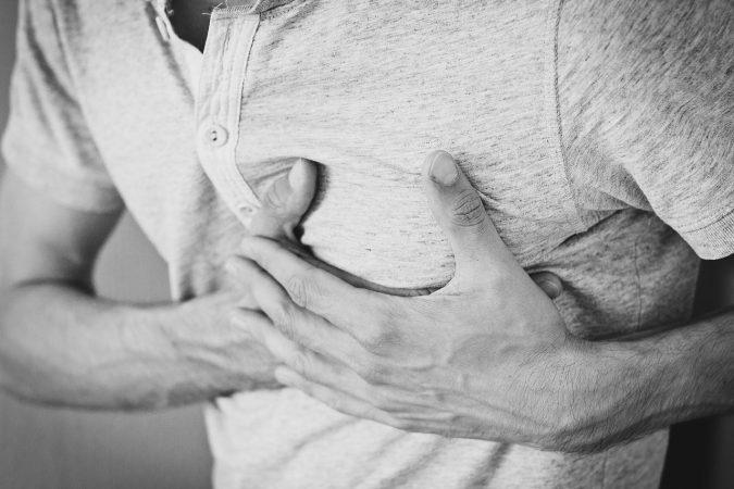 dolor en el pecho por mesotelioma pleural