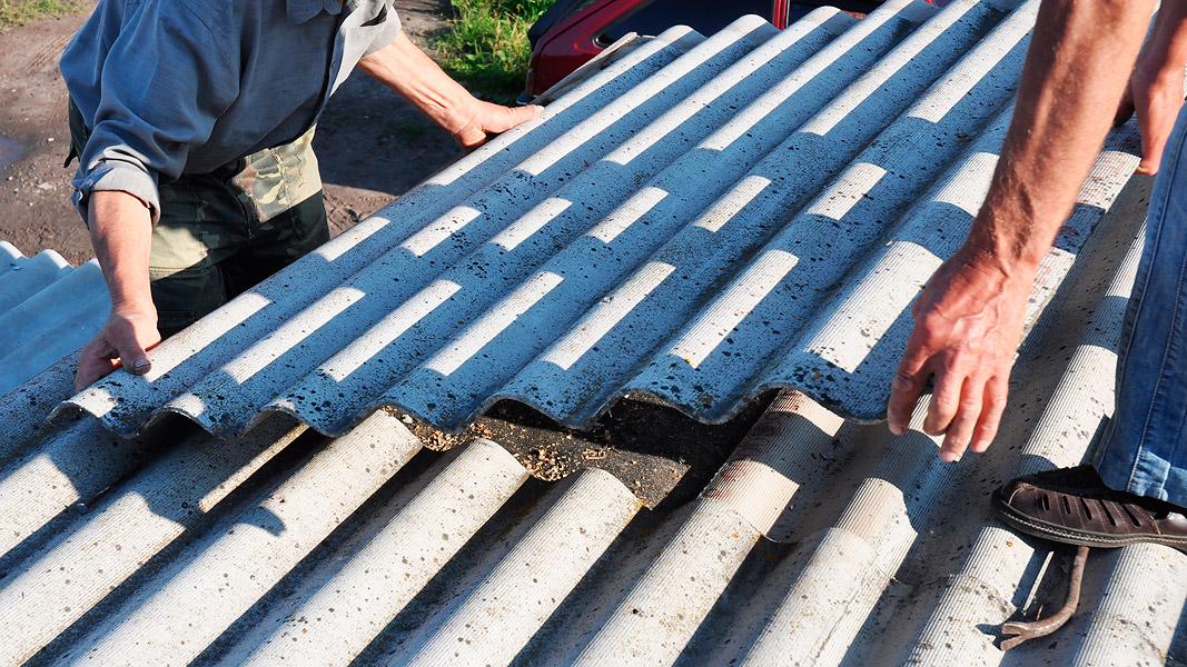 Asbesto usos y aplicaciones   🧡 en la construcción y laboratorio,