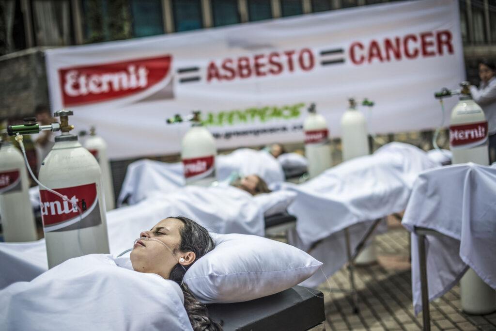 asbestosis consecuencias