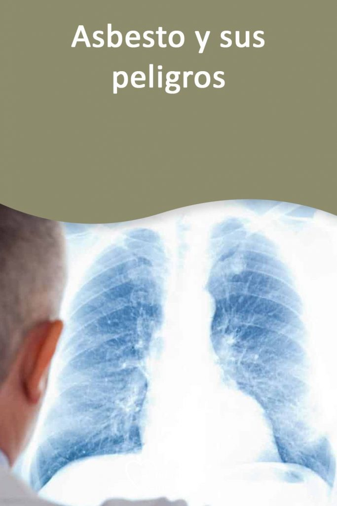 asbestosis y cáncer de pulmón