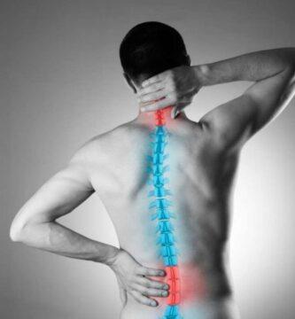 Asbestosis y dolor de Espalda