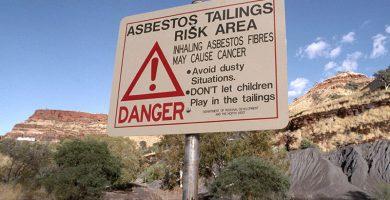 Tratamiento de la Asbestosis en Australia