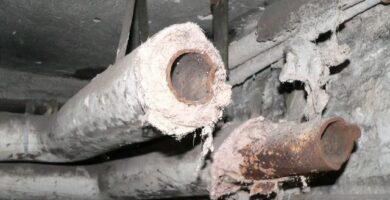 asbesto friable
