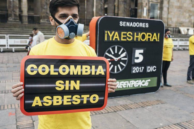 Asbestosis en Colombia  2019   🧡 Ley, normatividad y Opiniones