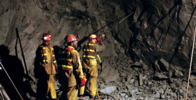asbestosis mineros