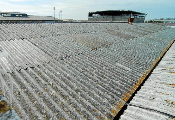 donde se encuentra el amianto o asbesto